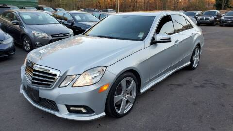 2011 Mercedes-Benz E-Class for sale at GA Auto IMPORTS  LLC in Buford GA