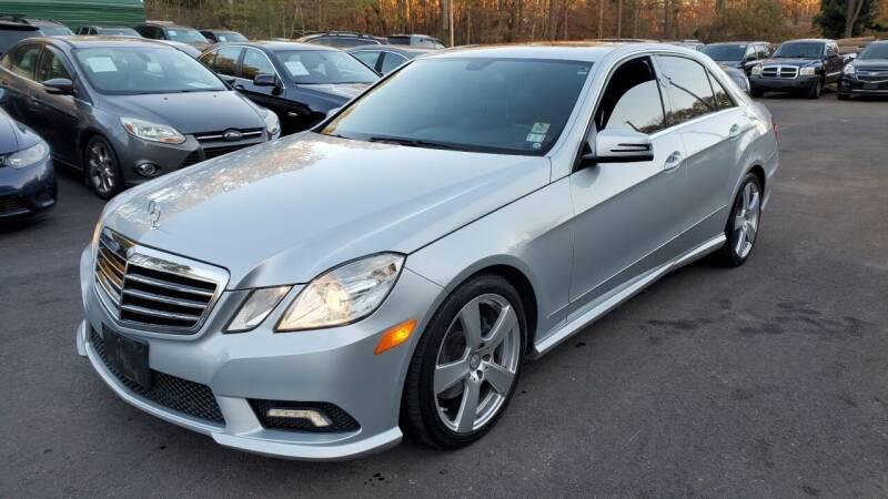 2011 Mercedes-Benz E-Class for sale at GA Auto IMPORTS  LLC in Buford GA
