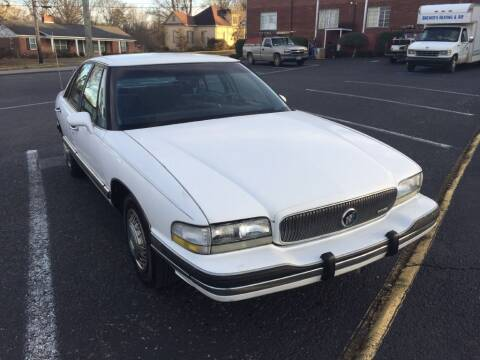 1993 Buick LeSabre for sale at DEALS ON WHEELS in Moulton AL