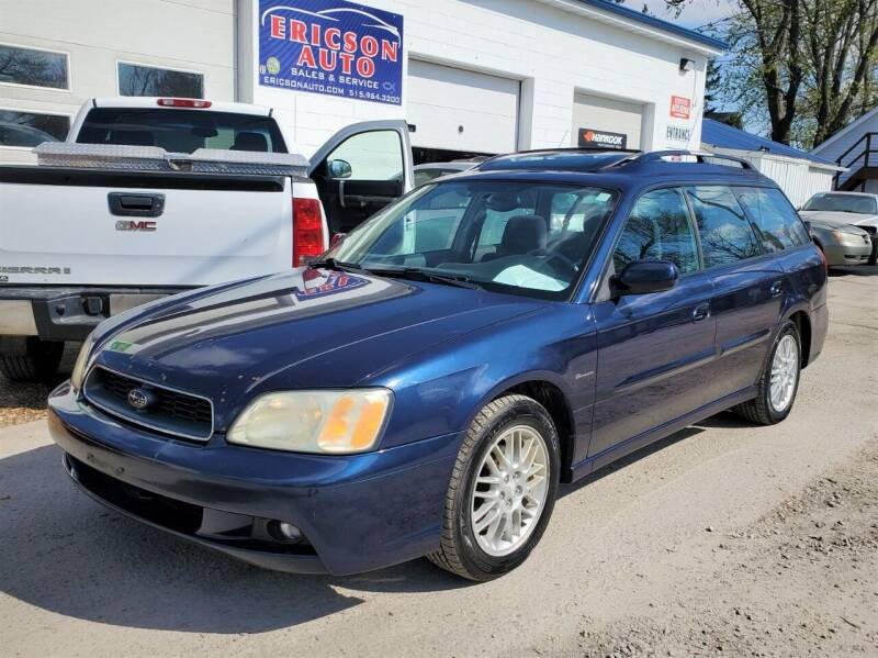2004 Subaru Legacy for sale at Ericson Auto in Ankeny IA