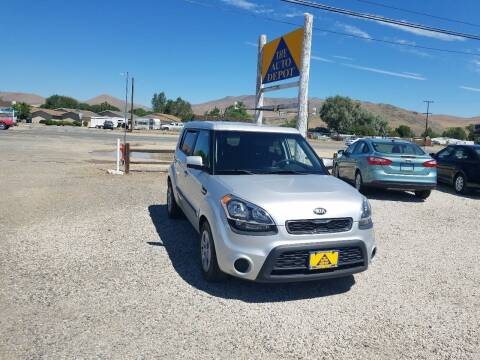 2013 Kia Soul for sale at Auto Depot in Carson City NV