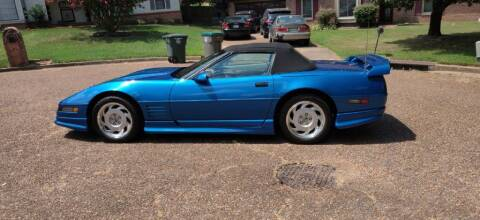 1992 Chevrolet Corvette for sale at Memphis Finest Auto, LLC in Memphis TN
