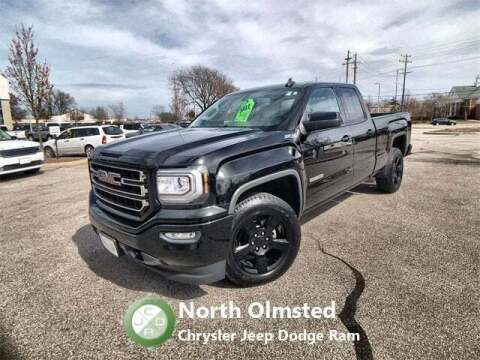2018 GMC Sierra 1500 for sale at North Olmsted Chrysler Jeep Dodge Ram in North Olmsted OH