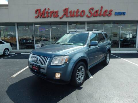 2010 Mercury Mariner for sale at Mira Auto Sales in Dayton OH