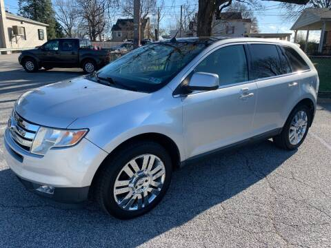 2010 Ford Edge for sale at On The Circuit Cars & Trucks in York PA