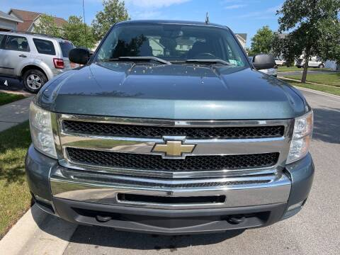 2009 Chevrolet Silverado 1500 for sale at Luxury Cars Xchange in Lockport IL