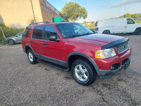 2003 Ford Explorer for sale at Family Auto Sales in Maplewood MN