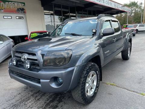2009 Toyota Tacoma for sale at TOP YIN MOTORS in Mount Prospect IL
