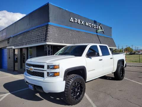 2014 Chevrolet Silverado 1500 for sale at Apex Motors in Murray UT