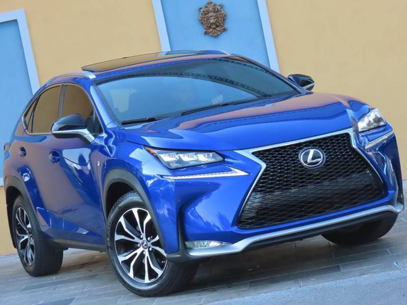 2016 Lexus NX 200t for sale at Paradise Motor Sports LLC in Lexington KY