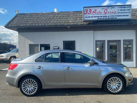 2012 Suzuki Kizashi for sale at Vantage Auto Group in Tinton Falls NJ