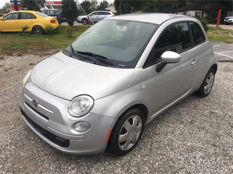 2012 FIAT 500 for sale at Deme Motors in Raleigh NC