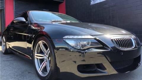 2009 BMW M6 for sale at Celebrity Motors in Newark NJ