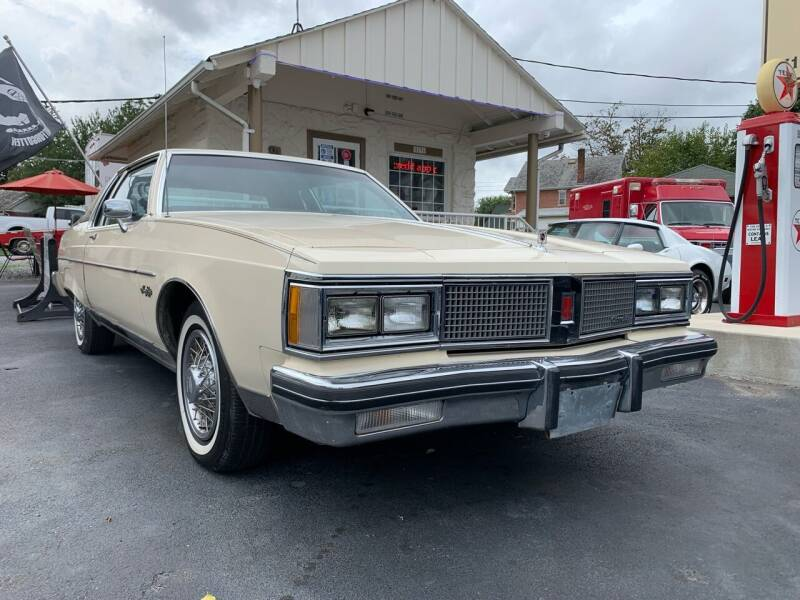 1983 Oldsmobile Ninety-Eight for sale in Gap, PA
