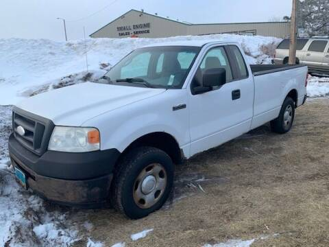 2006 Ford F-150 for sale at Four Boys Motorsports in Wadena MN
