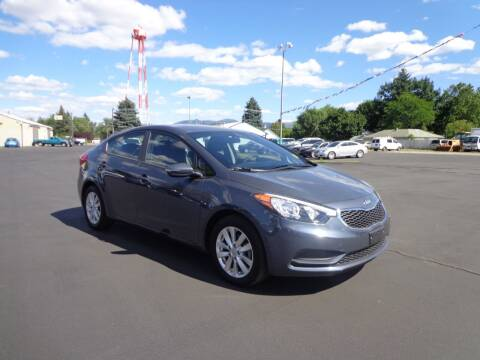 2014 Kia Forte for sale at New Deal Used Cars in Spokane Valley WA