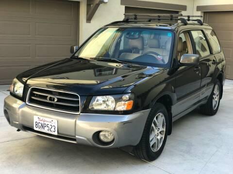 2005 Subaru Forester for sale at JENIN MOTORS in Hayward CA