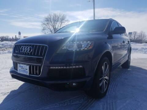 2011 Audi Q7 for sale at Allen Auto & Tire in Britt IA