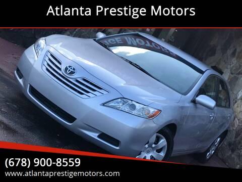 2007 Toyota Camry for sale at Atlanta Prestige Motors in Decatur GA
