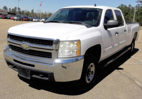 2009 Chevrolet Silverado 2500HD for sale at JACKSON LEASE SALES & RENTALS in Jackson MS