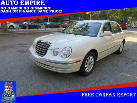 2005 Kia Amanti for sale at Auto Empire in Brooklyn NY