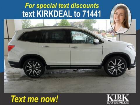 2019 Honda Pilot for sale at Kirk Brothers Batesville in Batesville MS
