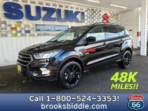 2018 Ford Escape for sale at BROOKS BIDDLE AUTOMOTIVE in Bothell WA