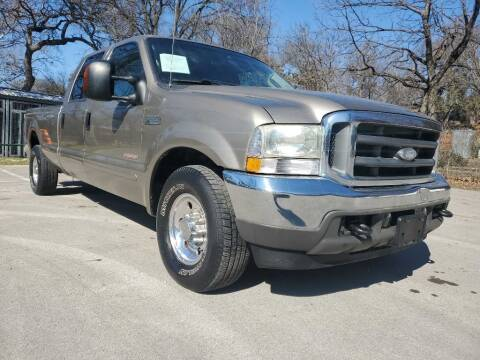 2004 Ford F-350 Super Duty for sale at Thornhill Motor Company in Lake Worth TX
