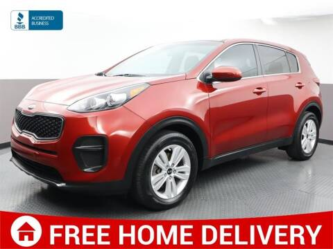 2018 Kia Sportage for sale at Florida Fine Cars - West Palm Beach in West Palm Beach FL
