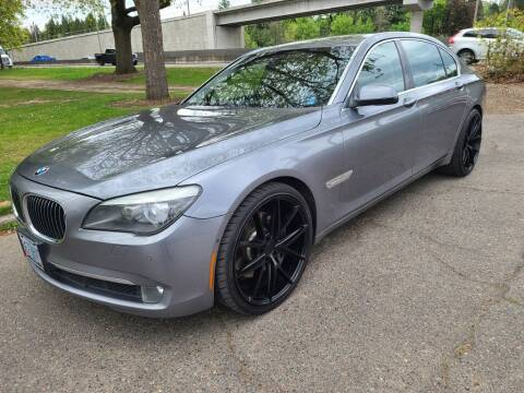 2009 BMW 7 Series for sale at EXECUTIVE AUTOSPORT in Portland OR