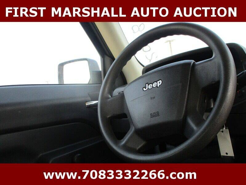 2008 Jeep Patriot Sport 4dr SUV w/CJ1 Side Airbag Package - Harvey IL