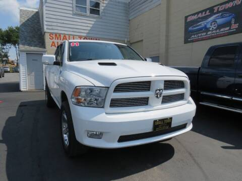 2011 RAM Ram Pickup 1500 for sale at Small Town Auto Sales in Hazleton PA