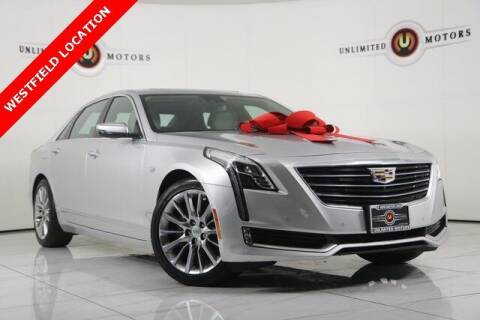 2016 Cadillac CT6 for sale at INDY'S UNLIMITED MOTORS - UNLIMITED MOTORS in Westfield IN