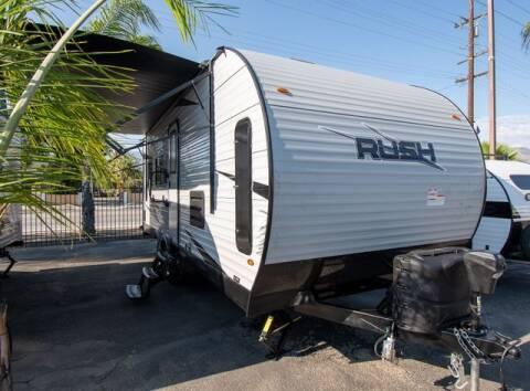 2022 Sunset Park RV Rush 24FB for sale at GQC AUTO SALES in San Bernardino CA
