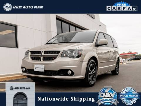 2016 Dodge Grand Caravan for sale at INDY AUTO MAN in Indianapolis IN