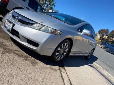 2010 Honda Civic for sale at Beyer Enterprise in San Ysidro CA