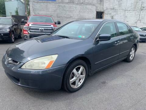 2003 Honda Accord for sale at Amicars in Easton PA