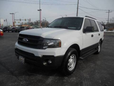 2015 Ford Expedition for sale at Cj king of car loans/JJ's Best Auto Sales in Troy MI