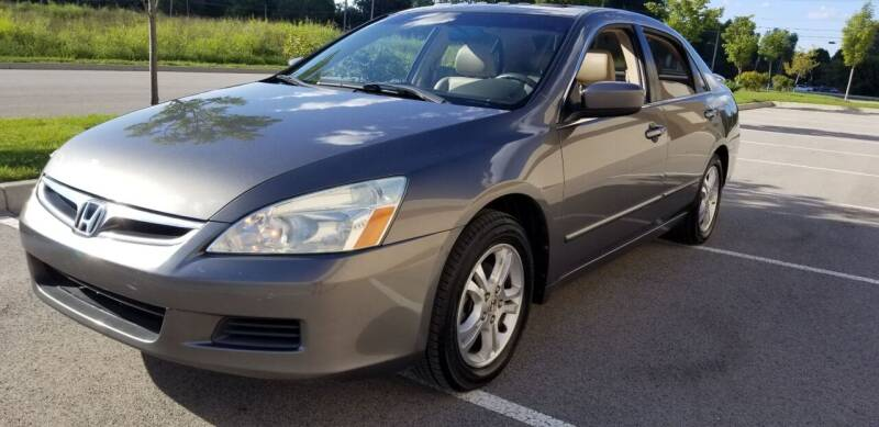 2006 Honda Accord for sale at Derby City Automotive in Louisville KY