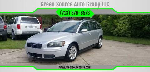 2006 Volvo V50 for sale at Green Source Auto Group LLC in Houston TX