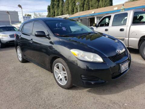 2010 Toyota Matrix for sale at LR AUTO INC in Santa Ana CA