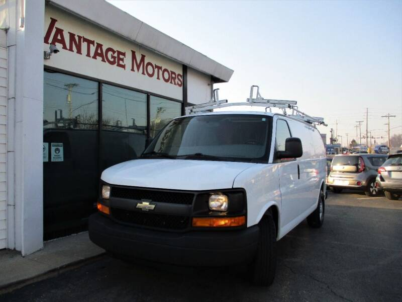 2013 Chevrolet Express Cargo for sale at Vantage Motors LLC in Raytown MO