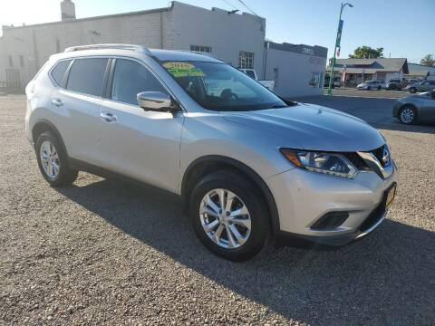 2016 Nissan Rogue for sale at CHURCHILL AUTO SALES in Fallon NV