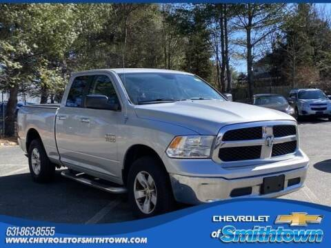 2013 RAM Ram Pickup 1500 for sale at CHEVROLET OF SMITHTOWN in Saint James NY