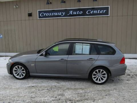 2012 BMW 3 Series for sale at CROSSWAY AUTO CENTER in East Barre VT