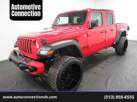 2020 Jeep Gladiator for sale at Automotive Connection in Fairfield OH