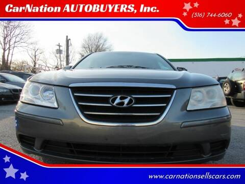 2009 Hyundai Sonata for sale at CarNation AUTOBUYERS, Inc. in Rockville Centre NY