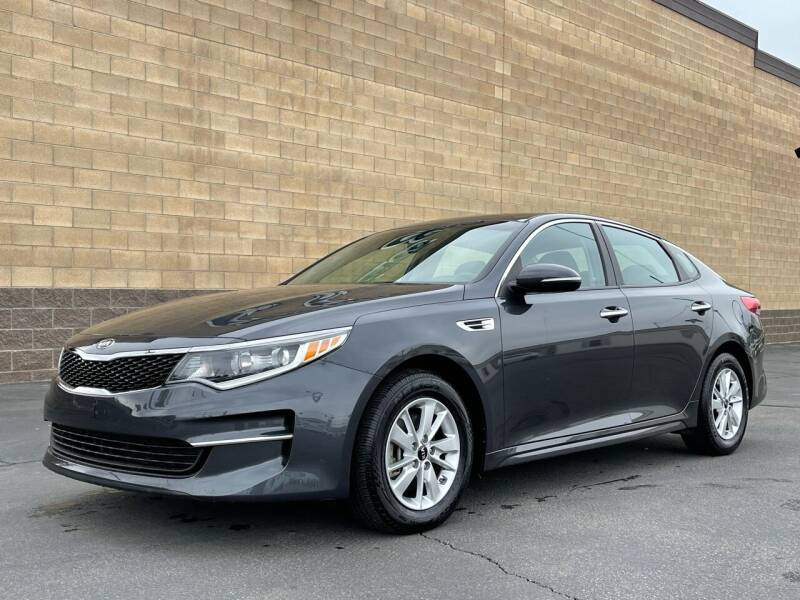 2017 Kia Optima for sale at Ultimate Auto Sales Of Orem in Orem UT