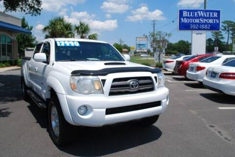 2010 Toyota Tacoma for sale at BlueWater MotorSports in Wilmington NC