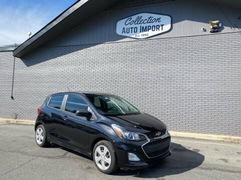 2019 Chevrolet Spark for sale at Collection Auto Import in Charlotte NC